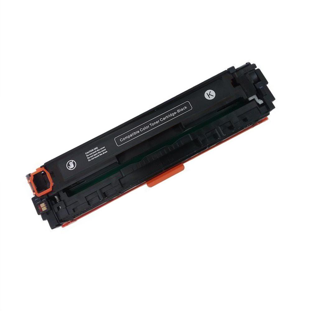 Compatible HP CB540A-CE320A-CF210X-Black Laser Toner