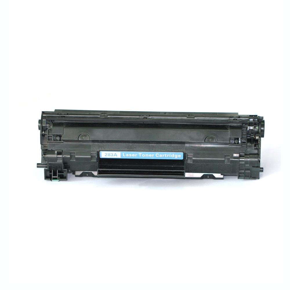 HP 283A (CF283A) BK Laser toner Black, compatible