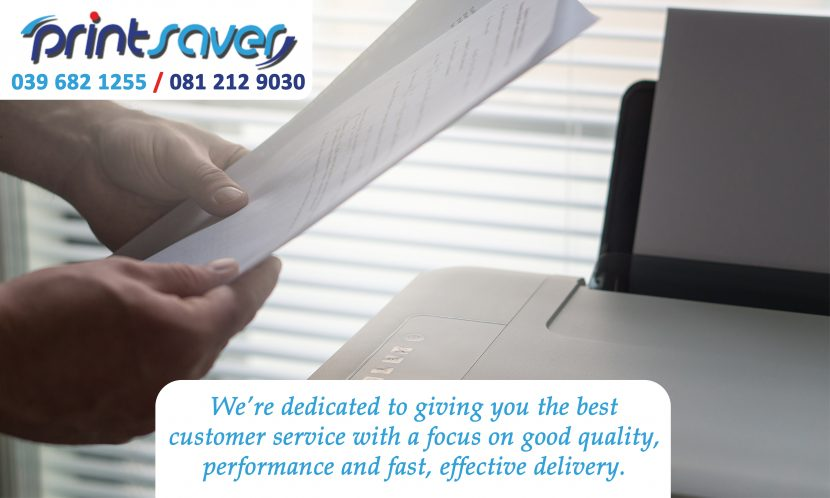 We're dedicated to giving you the best customer service with