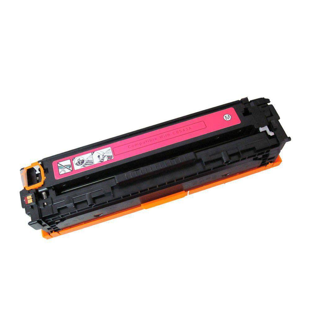 Compatible HP CB543A Magenta Toner Cartridge