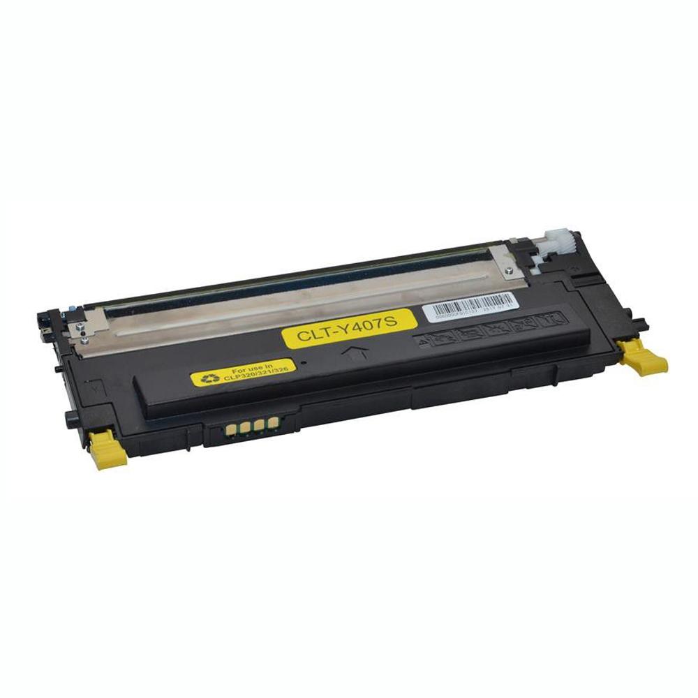 Samsung CLT-407M Yellow Compatible Toner