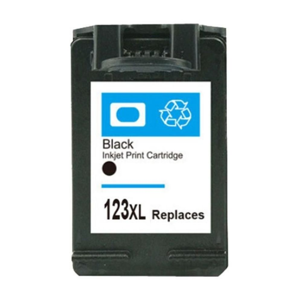 Compatible Black HP 123 Ink Cartridge